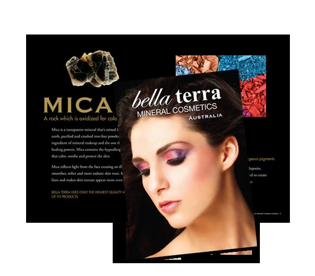 Bella Terra Mineral Cosmetics Australia Catalog
