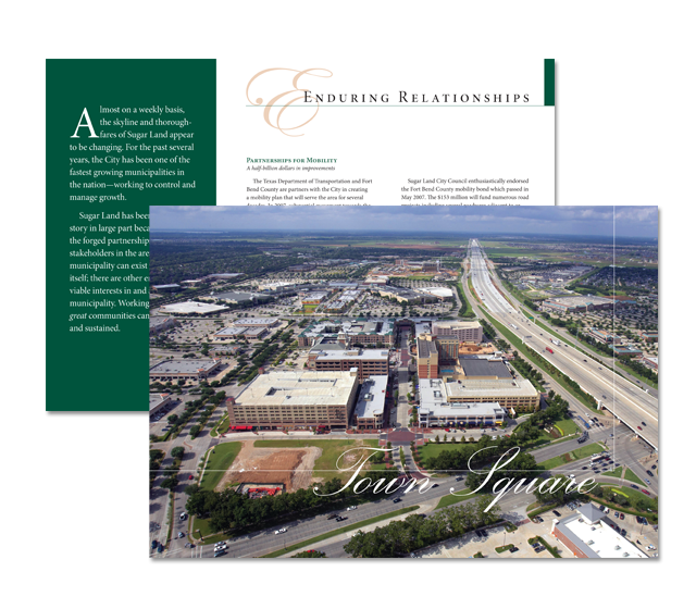 Sugar Land Annual Report