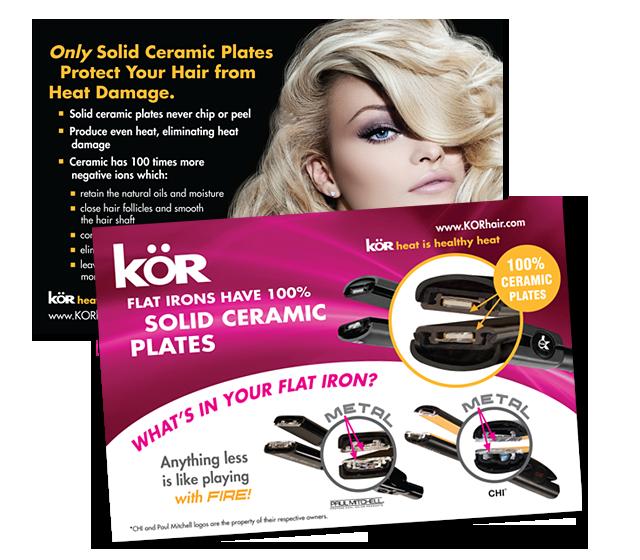 Kor Hair Postcard