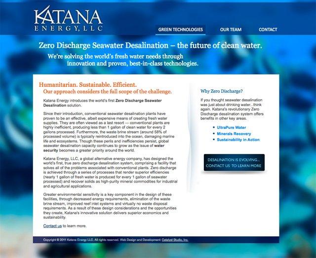 Katana Energy LLC