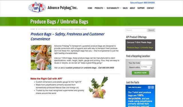 API Bags