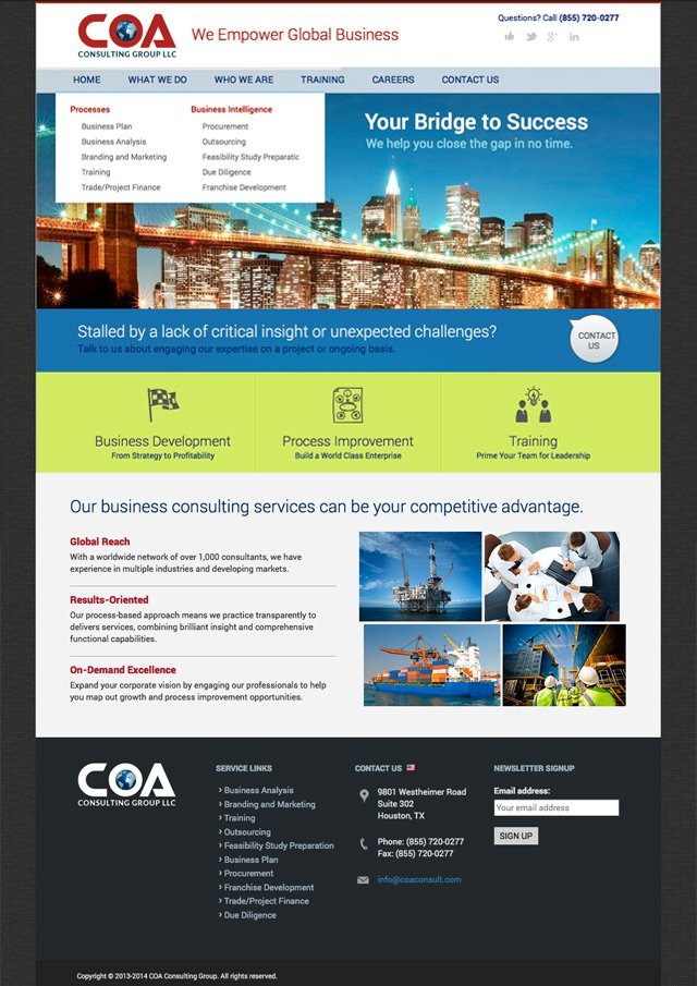COA Consulting Group LLC
