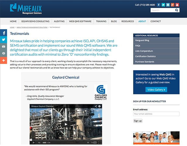 Mireaux Management Solutions